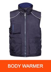 Body Warmer Jacket Nicosia Cyprus