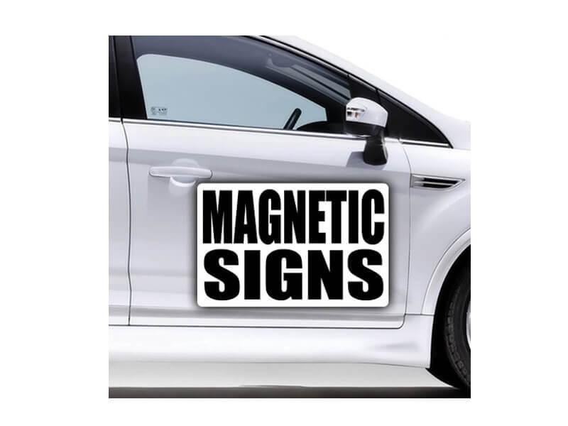 Magnet for car