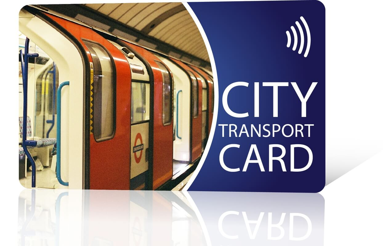 Promocyprus Contactless cards with RFID chips