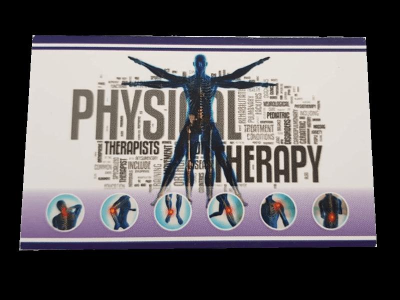 Επαγγελματικές κάρτες UV 2 οψης Promocyprus 2