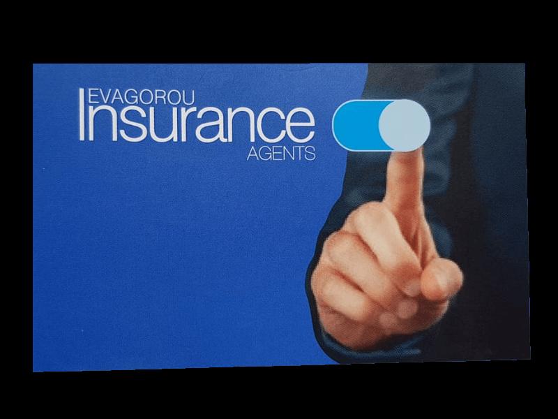Επαγγελματικές κάρτες UV 2 A οψης Promocyprus 1