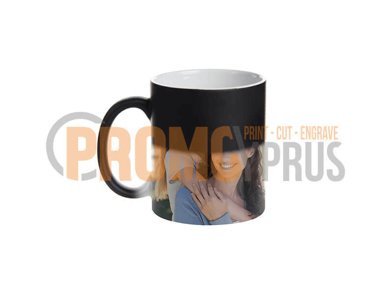 Color Changing Magic Mug 11oz Prormocyprus Sublimation Gifts