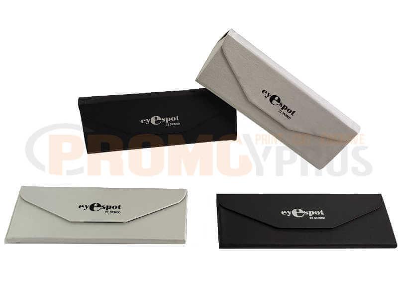 Silk Screen Printing Logo message text optical case